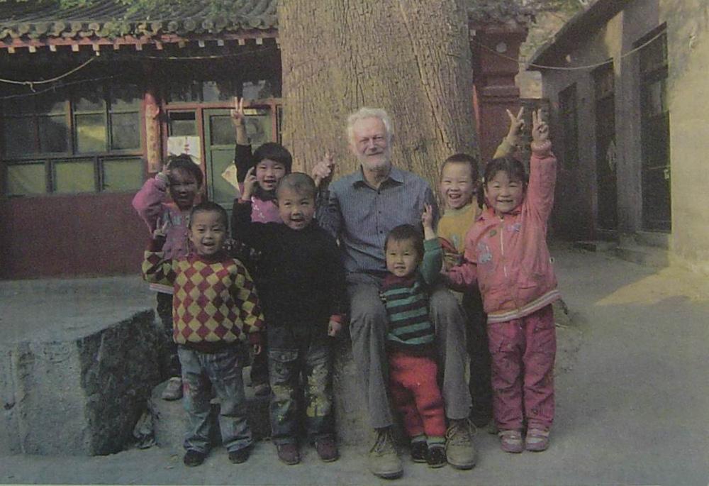 """跨越赤道的彩虹─新西兰中国友好协会纪实""""何雁"""