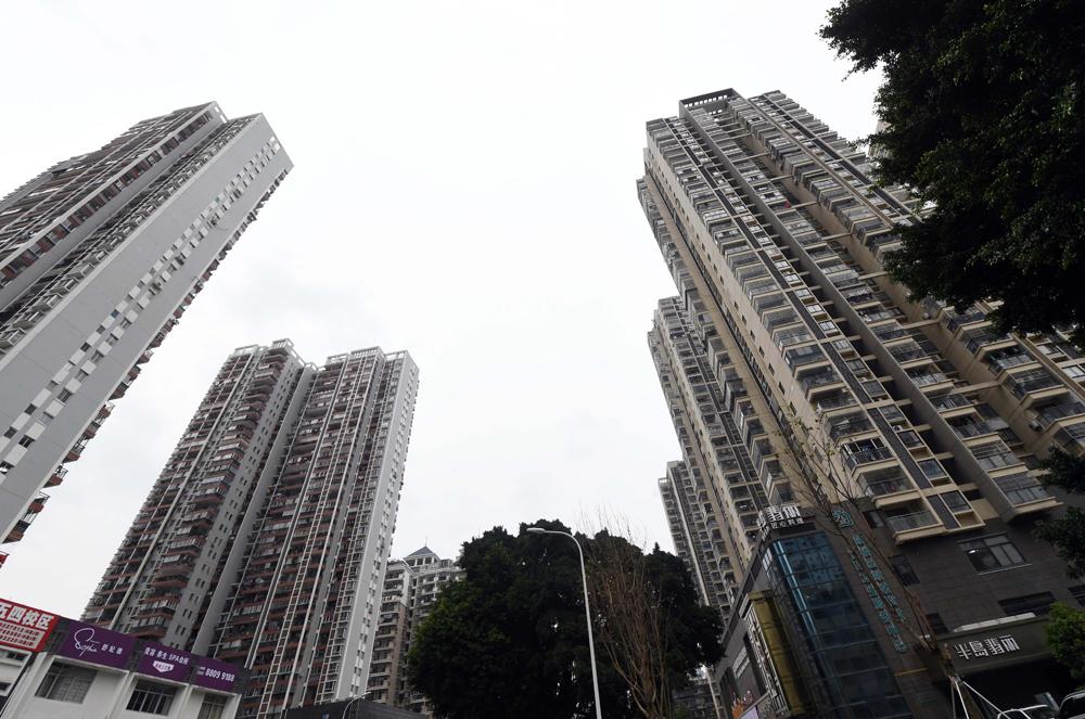 居民举债空间见顶 楼市亢奋难以持久
