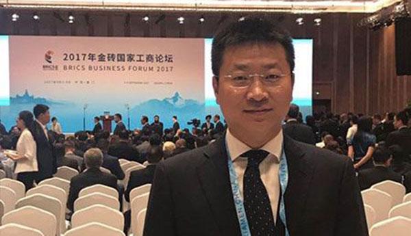 摩拜CEO王曉峰:對金磚未來充滿信心和期待