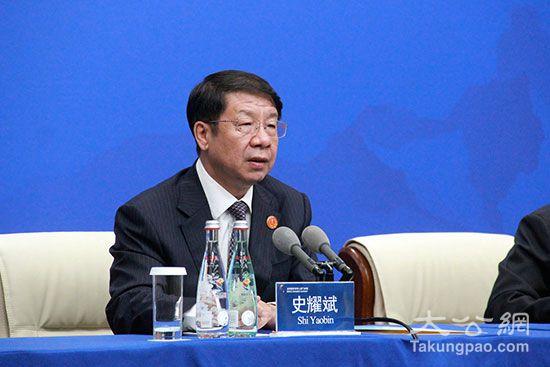 財政部副部長史耀斌:金磚經濟仍受三因素挑戰