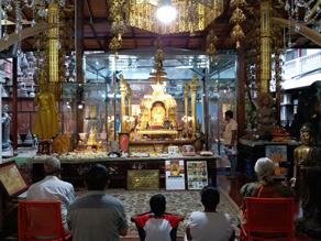 斯里蘭卡寺廟處處見中國元素