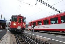 瑞士两火车相撞约30人受伤