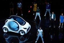 法蘭克福車展聚焦新能源車