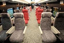 香港高铁列车什么样?