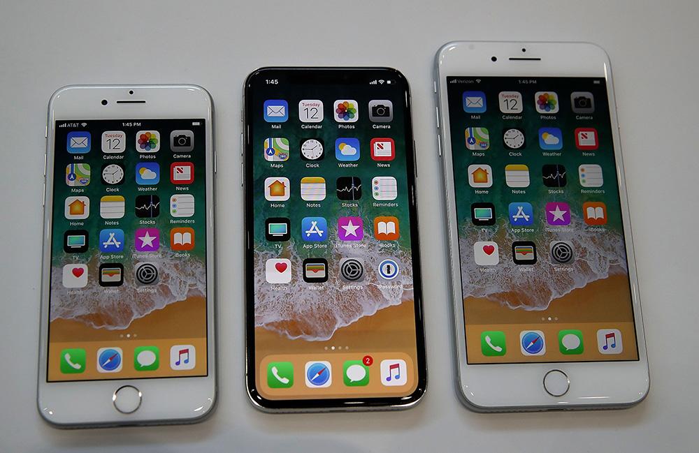 iPhone 8系列未攞货先闻燶
