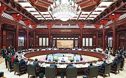 《巴黎協定》提中國方案參與全球治理