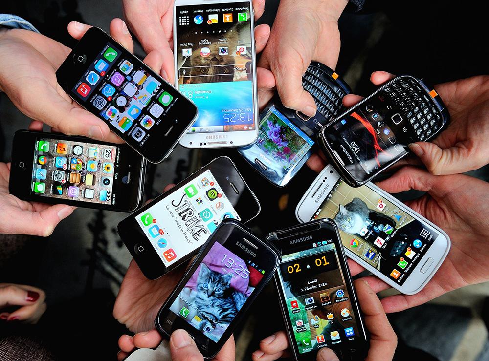 手機十年/舍 予