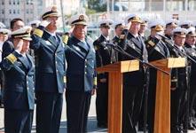 中俄海上联演正式开始