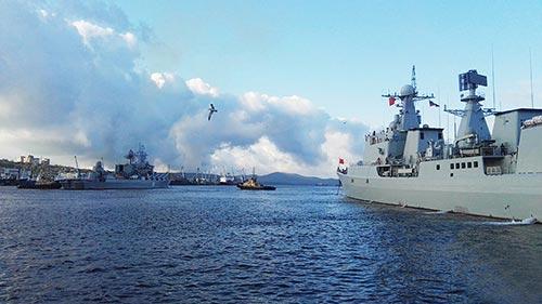 中俄練潛艇救援涉兩軍高度機密 體現高度戰略互信