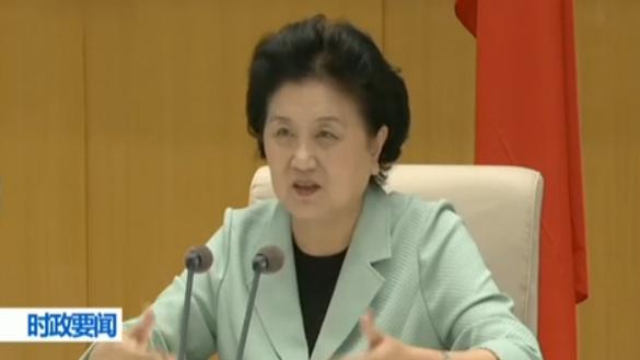 刘延东:进一步提高宗教工作法治化水平 不断开创宗教工作新局面
