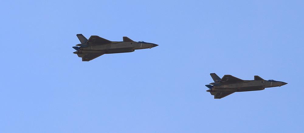 """歼-20提战力 关键在国产""""心"""""""