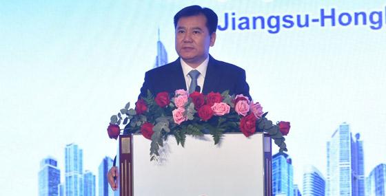 目標交易規模300億港幣 蘇寧將建港最大智慧零售平台