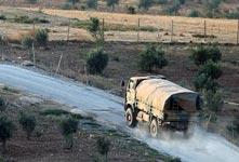土耳其向叙利亚境内目标开炮