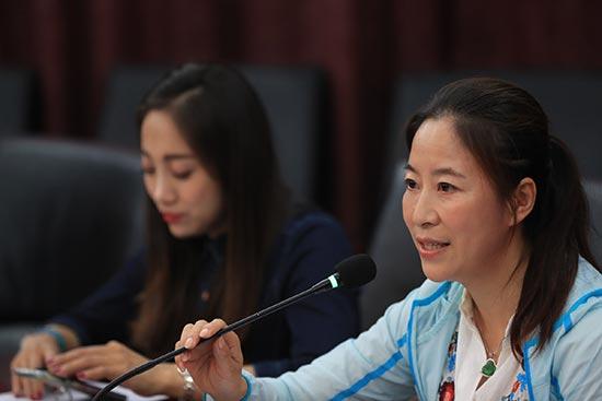 奥运冠军王丽萍:一场马拉松会成为一座城市的名片