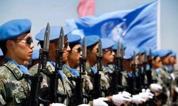 """中國智慧助建新型國際關係 """"五常""""中維和人員最多"""