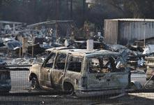 美国加州大火已造成29人亡