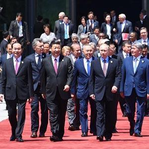 中国智慧助建新型国际关系