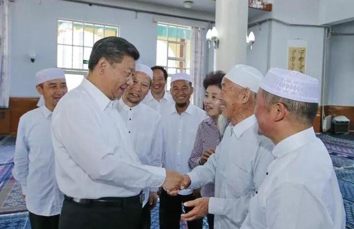 党的十八大以来伊斯兰教工作回顾