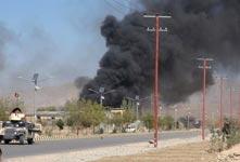 阿富汗警察培训中心遭袭55人亡