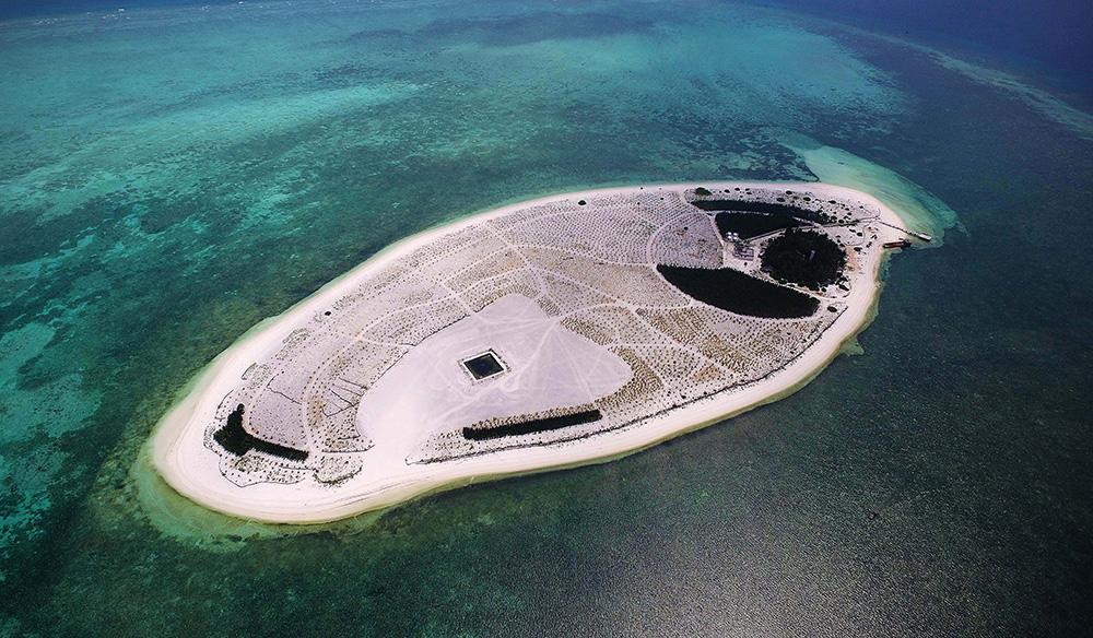 积极推进南海岛礁建设