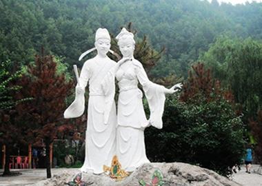 栾川蝴蝶谷