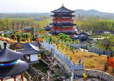 汉文化旅游景区——芒砀山
