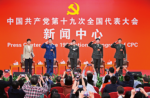 演習實戰化鍛新型戰力 中國軍隊能打敗一切來犯之敵