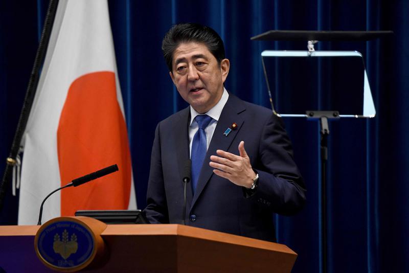 日本政府召开特别国会 正式启动新一届安倍内阁
