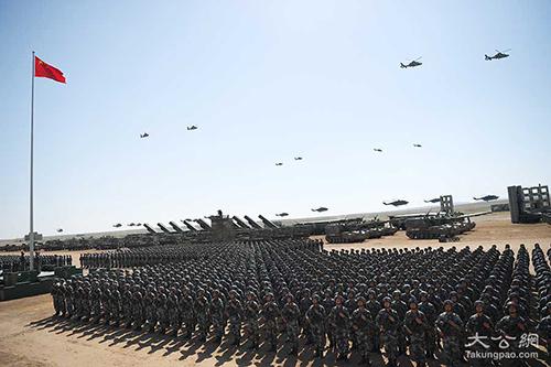 朱日和:两代装甲兵永生难忘的情结