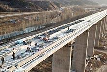 京沈高鐵建設穩步推進