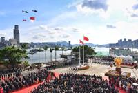 与东盟自贸协定 助港经济再腾飞