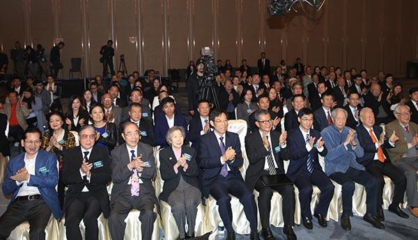 2017央视财经论坛在香港举行