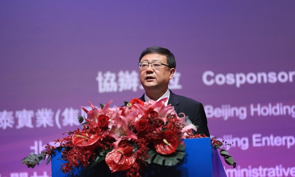 北京市委副书记,代市长陈吉宁
