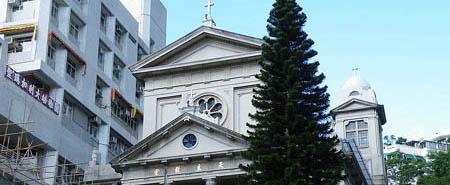 【香港】圣玛加利大堂