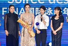 中国三代跳水女皇同框