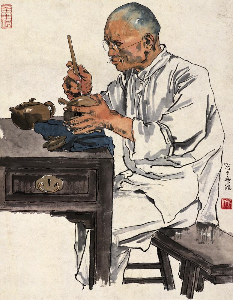 百年张仃:纪念与传承