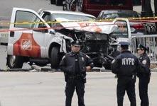 回顾美纽约近年发生的爆炸和袭击