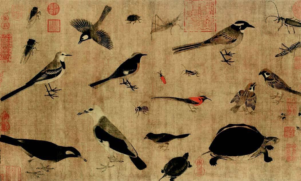 传统中国那些人与自然相交的礼俗
