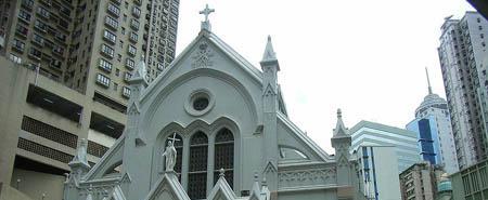 【香港】圣母无原罪主教座堂