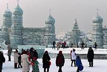 哈尔滨冰雪庆新年