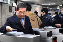 韩国首尔治霾公共交通免费