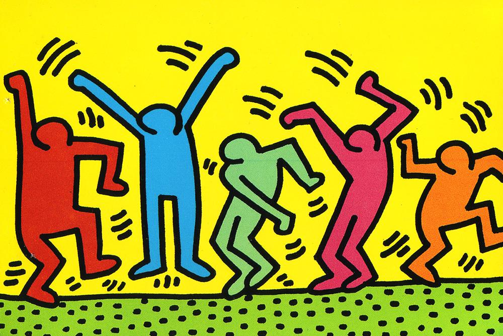 Keith Haring:张扬不张狂/李 梦