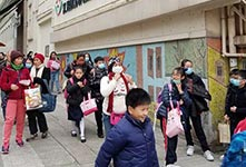 香港多校爆疫促提早放新春假
