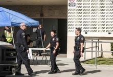 洛杉矶一所中学发生枪击事件