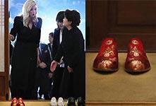 """韩国拖鞋外交""""差别对待"""""""