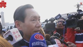 港區全國人大代表陳智思:支持全國人大修憲