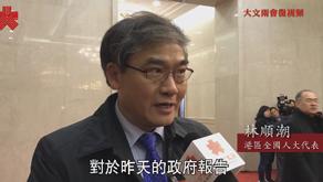 林順潮:香港應與國家一齊前行