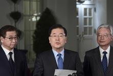 韩官员称特朗普同意与金正恩会面
