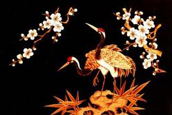 麥稈畫:栩栩如生的麥草藝術