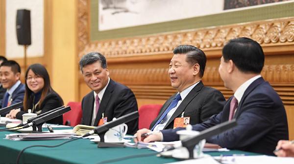 習近平:粵港澳打造國際一流灣區